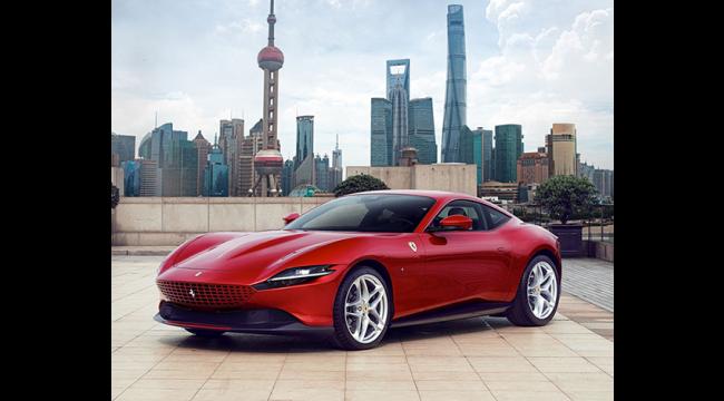 4 milyonluk Ferrari gelmeden satıldı
