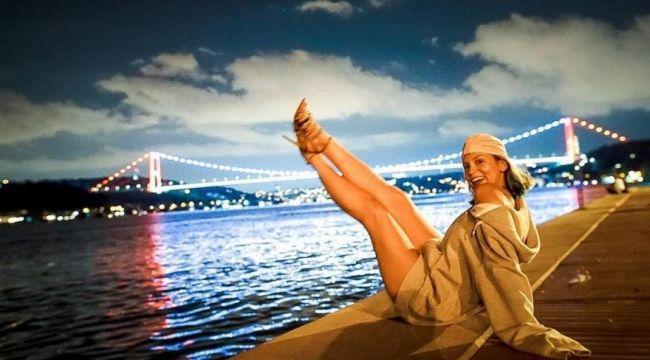 Farah Zeynep Abdullah doğum gününü böyle kutladı