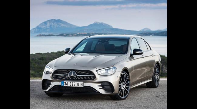 Yeni Mercedes Benz Yeni E-Serisi Türkiye'de