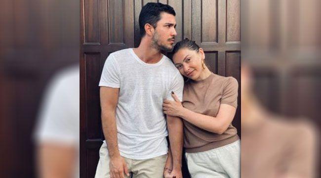 Hadise ile Kaan Yıldırım'ın yeni pozu sosyal medyada ilgi görüyor