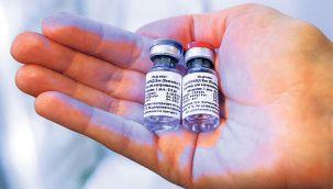 Rusya'ya koronavirüs aşısı dağıtıldı