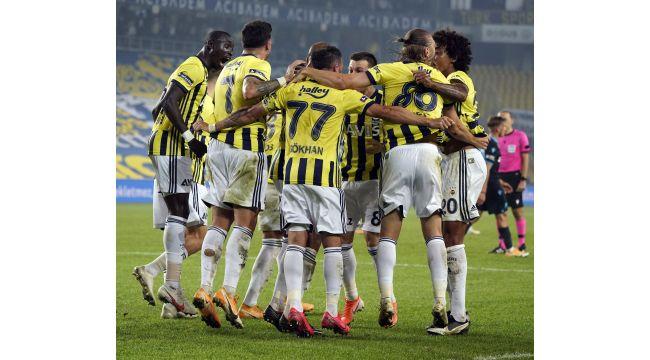 Fenerbahçe'den muhteşem dönüş