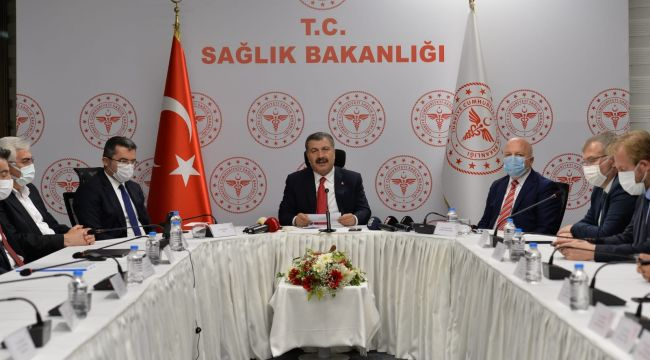 Koca: İstanbul, Bursa, Kocaeli...