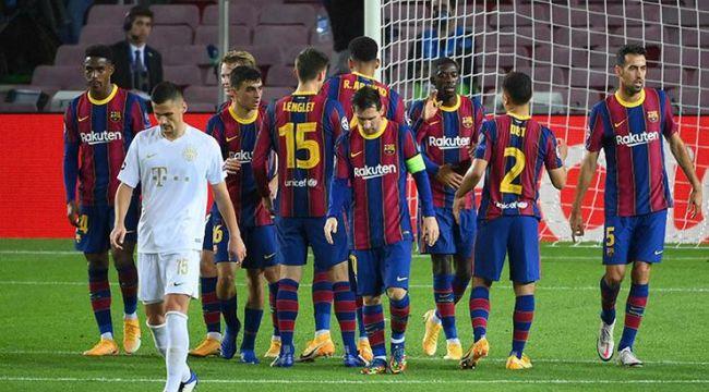Messi rekor kırdı