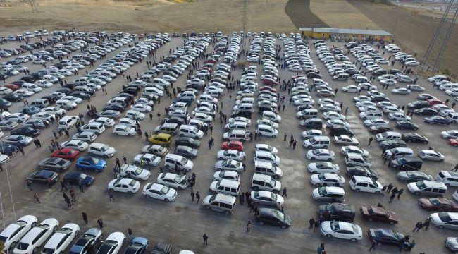 Otomobilini satanlar bin pişman