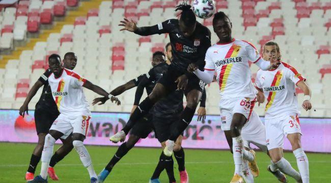 Sivasspor'a Göztepe darbesi