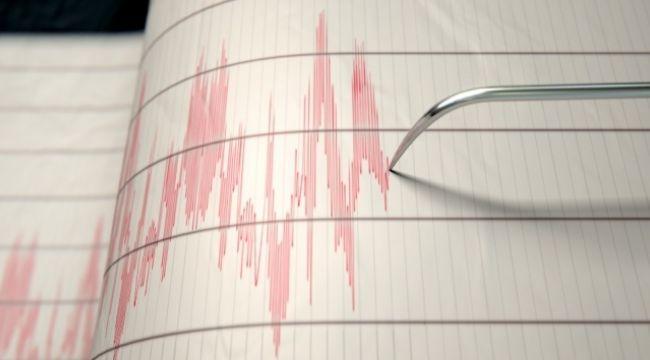 Muş'ta 3.8 büyüklüğünde deprem!