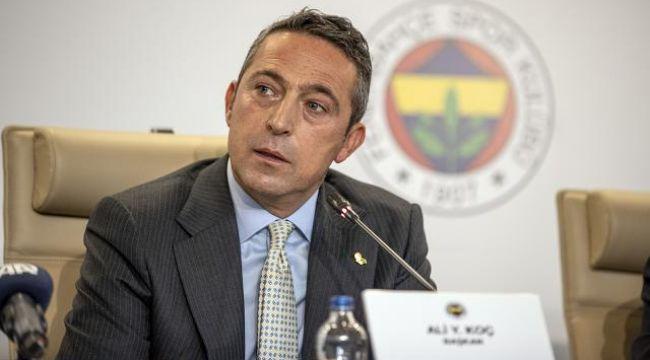 Ali Koç Fenerbahçe'ye yeniden aday olacak mı?