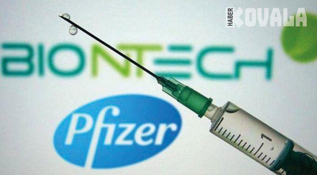 BioNTech aşısında yeni parti Türkiye'de