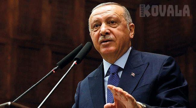Cumhurbaşkanı Erdoğan'dan önemli açıklamalar...