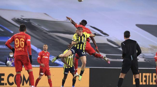Fenerbahçe Kapanışı Kayseri'de Yapıyor Kayserispor-Fenerbahçe maçı ne zaman, saat kaçta, hangi kanalda?