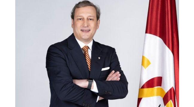 Galatasaray'ın 38. başkanı Burak Elmas oldu!