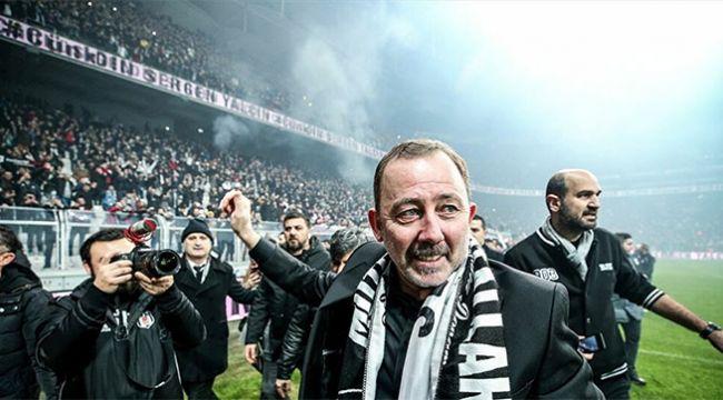 Sergen Yalçın'ın, Beşiktaş'tan talep ettiği ücret belli oldu