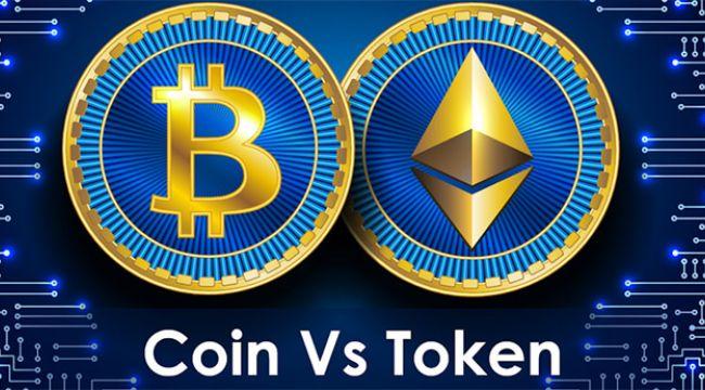 Token ve coin arasındaki fark! Token nedir, Coin nedir?