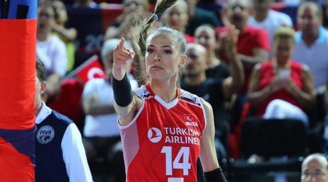 Eda Erdem Kimdir, Kaç Yaşında, Nereli? Türkiye Kadın Voleybol Takımı Oyuncusu Eda Erdem Hangi Takımda Oynuyor?