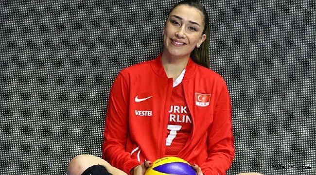 Hande Baladın Kimdir, Kaç Yaşında, Nereli? Türkiye Kadın Voleybol Takımı Oyuncusu Hande Baladın Hangi Takımda Oynuyor?