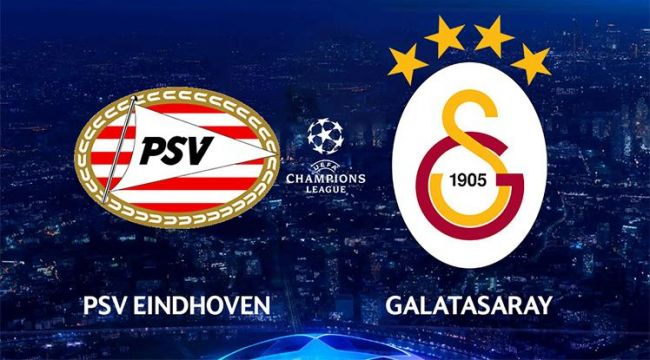 PSV-Galatasaray maçı ne zaman? Hangi kanalda saat kaçta ve şifresiz mi? Canlı GS maçı izle