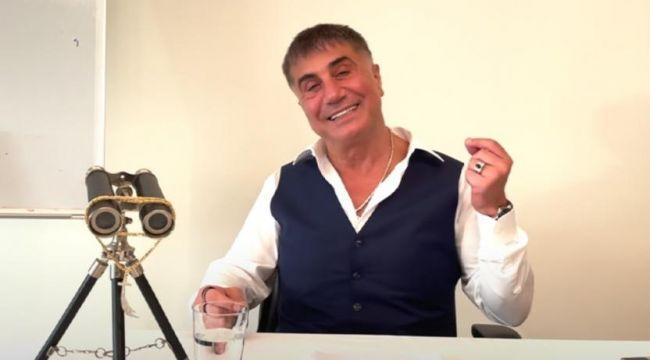 Sedat Peker'den BAE açıklaması
