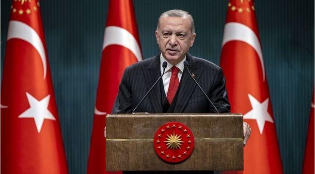 Erdoğan: 2023 hedeflerimiz küresel senaryolara karşı başkaldırıdır