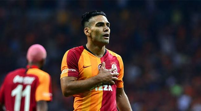 Galatasaray'da falcao kararı